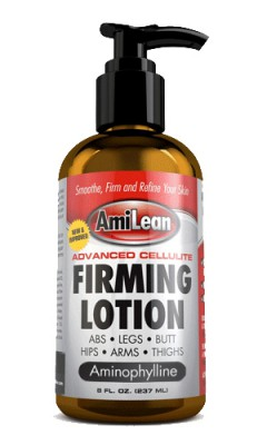 AmiLean cellulite cream, aminophylline