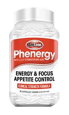 Phenergy by AmiLean, energy boost